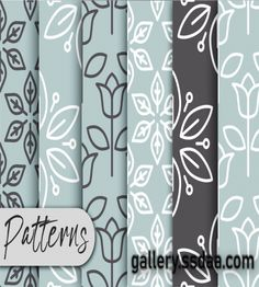 Choose from over a million free vectors, clipart graphics, vector art images, design templates, and illustrations created by artists worldwide! Pixel Pattern, Retro Pattern, Pattern Art, Pattern Design, Flora Pattern, Purple Pattern, Mint Decor, Arrow Pattern, Doodle Patterns