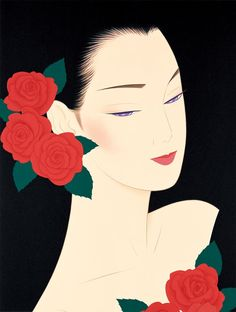 Memorial Sweet Rose (555 x 420mm   / 1997)