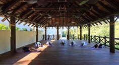 Shanti Som Well-being Retreat in Marbella: Yoga Deck Hatha Yoga, Yoga Pilates, Detox Retreat, Yoga Retreat, Malaga, Yoga Meditation, Reiki, Holiday Hotel, Hotel Packages
