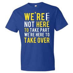 Take Over KC - short sleeve t-shirt