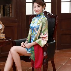 Cheongsam chinese dresses kids            https://www.ichinesedress.com/
