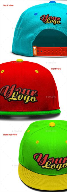 It is targeted audience photorealistic modern cap designs are presented brand products here. Each PSD cap mockups are easy to edit by Adobe. Websites Like Etsy, Graphic Design Fonts, Mockup Generator, Photoshop, Snapback, Construction Hat, Free, Mockup Templates, Baseball Cap