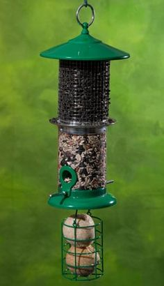 Pacific Bird 3 in 1 Feeder :: Merton Feed Company
