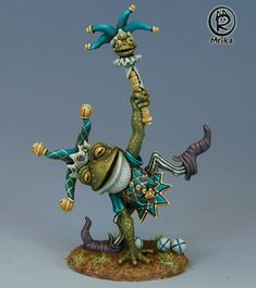 Frog Jester: also by Mrika. Awseome.