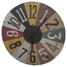 Derby Wall Clock