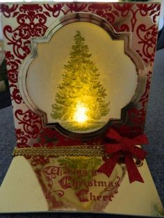 Christmas Reflections by by ann - Cards and Paper Crafts at Splitcoaststampers