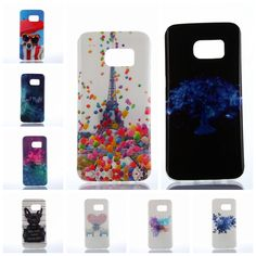 phone case for samsung galaxy s7 cover funny TPU soft cartoon thin dog Cover Case For galaxy s7 case Mobile Phone Back Cases bag
