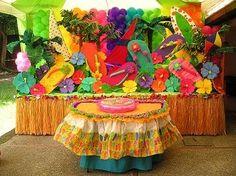 Fiestas Hawaianas Infantil, Fiesta Hawaiana Adultos, Fiestas Adultos, Fiestas Con, Fiesta Maryanna, Fiesta Fer, Fiesta Hawaina Hawaian, Decoración Fiestas