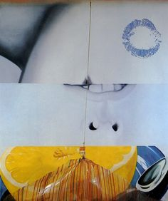 James Rosenquist, Morning Sun, 1963