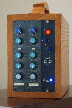Neve 31102 Vintage Class A Mic Preamp EQ 1073 / 1084 / 1081