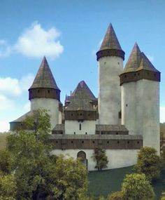 TÝŘOV - zdroj ČT Medieval Gothic, Fairytale Castle, Fortification, European Countries, Old Buildings, Kirchen, Czech Republic, Tudor, Cathedral