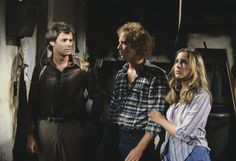 #GH50 #GeneralHospital 1980s Tristan Rogers (Robert), Anthony Geary (Luke) and Genie Francis (Laura) worked together to thwart the Cassidines from freezing Port Charles with a snow-making machine.