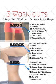 foods to lose weight, good weight loss pills, how to lose lower belly fat fast -. foods to lose weight, good weight loss pills, how to lose lower belly fat fast - 6 Days Best Workouts for Your Body Shape legs arms abs:: Fitness Workouts, Full Body Workouts, Fitness Motivation, Sport Fitness, Fun Workouts, Yoga Fitness, Health Fitness, Fitness Weightloss, Fitness Plan