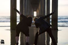 The ULTIMATE dab! - One of the many shots taken from our San Diego shoot a while back!  Noctis: @sobeyew_cosplai  Ignis: Myself 📷: @sniperrobot  Go check those lovely people out! They are awesome! - #sandiego #lajolla #cosplay #cosplayer #cosplays #ff #ffxv #finalfantasy #finalfantasyxv #finalfantasy15 #noctis #noctisluciscaelum #ignis #ignisscientia #ignisstupeoscientia #igniscosplay #noctiscosplay #photography #photographer #beach #sunset #sun #ocean #bridge #videogame #lajollalocals…