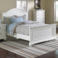 Greystone Aden Panel Bed