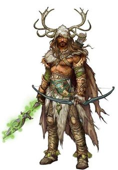 17 Best images about Druid Characters on Pinterest ...