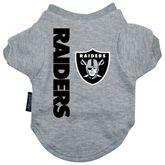 NFL NFL Oakland Raiders NFL Football Dog T-Shirt