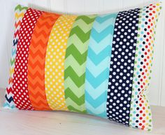 Pillow Cover Playroom Pillow Cover Unisex by theredpistachio