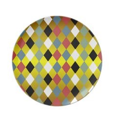 Choose from a great selection of Harlequin plates ranging from dinnerware to license plates for you car. Diamond Pattern, Den, Plates, Cool Stuff, Tableware, Licence Plates, Dishes, Dinnerware, Griddles