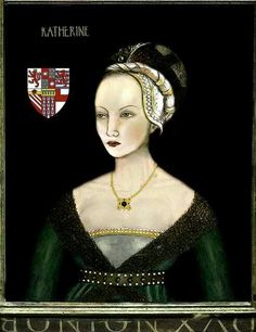 Catherine de Woodville, Duchess of Buckingham. My 15th great grandmother.
