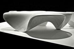 Zaha hadid table