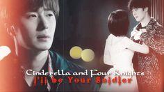 Kang Ji Woon / Eun Ha Won  -  I'll be Your Soldier [Cinderella and Four ...