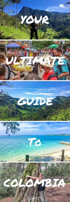 All the information you need for planning an awesome Colombia travel itinerary, including Cartegena, Medillin, Bogota, Cali, Santa Marta, Salento & many more! #colombia #colombiatravel #wherenext #backpacking #southamerica #bestofcolombia #travelplanning #colombiaitinerary #nextvacation #vacationinspiration #bestofamerica