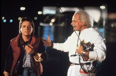 Wait a minute, Doc. Ah... Are you telling me that you built a time machine... out of a DeLorean?