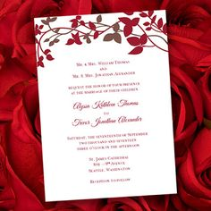 how to print invitations on word