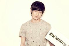 Real Name: Kim Mingyu (김민규) Nickname: Mr. Wristband Birthdate: April 6, 1997 Zodiac Sign: Aries