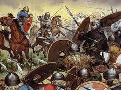 ARTICULO 3 - 07 – El pueblo ostrogodo fue finalmente asimilado, en forma gradual, por otras tribus germánicas, tales como los vándalos y los francos.