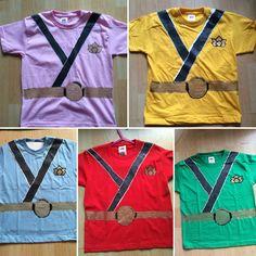 Power Ranger Samurai T-Shirts