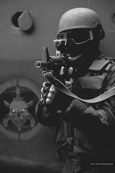 BOPE - Batalhão de Operações Policiais Especiais