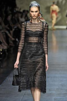 Dolce & Gabbana - Spring / Summer 2013