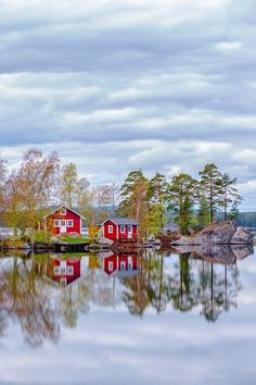 """ponderation: """"Magical Sweden by clickpix """" Beautiful World, Beautiful Places, Beautiful Pictures, Voyage Suede, Saint Marin, Kingdom Of Sweden, English Country Decor, French Country, British Country"""