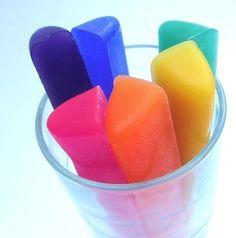 Soaps Happy Rainbow All Natural Glycerin