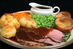 British Food Main Meals