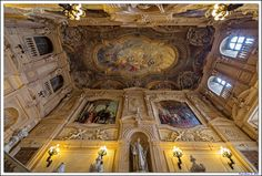 Scalone d'onore di Palazzo Reale