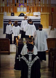 New Liturgical Movement: Tradition is for the Young