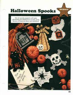 Halloween Spooks 1/2