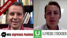Como triunfar vendiendo Cursos: Entrevista a Alfredo Stockder de UDEMY