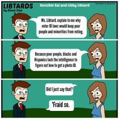 Sensible Sal and Libby Libtard