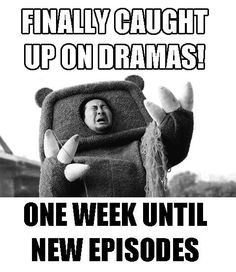 That feeling right now with 3Days, Emergency Couple and Cunning Single Day.