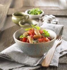 Przepis na Fasolę wrzawską #ChNP w pomidorach z kminem rzymskim i pieczonymi paprykami Guacamole, Mexican, Ethnic Recipes, Food, Meals, Mexicans