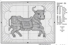 carousel bull
