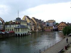 La Petite France in Strasbourg, #France #beautifulplaces