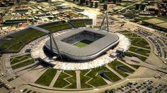 Nuovo stadio Juventus a Torino