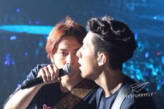 Cnblue YH and JS at Can't stop in BKK