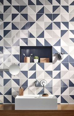 White-paste wall #tiles AROMA by Gres Panaria Portugal S.A. - Divisão /lovetiles/