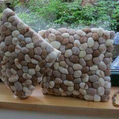 filzstein bodenkissen relax stone filz stein. Black Bedroom Furniture Sets. Home Design Ideas